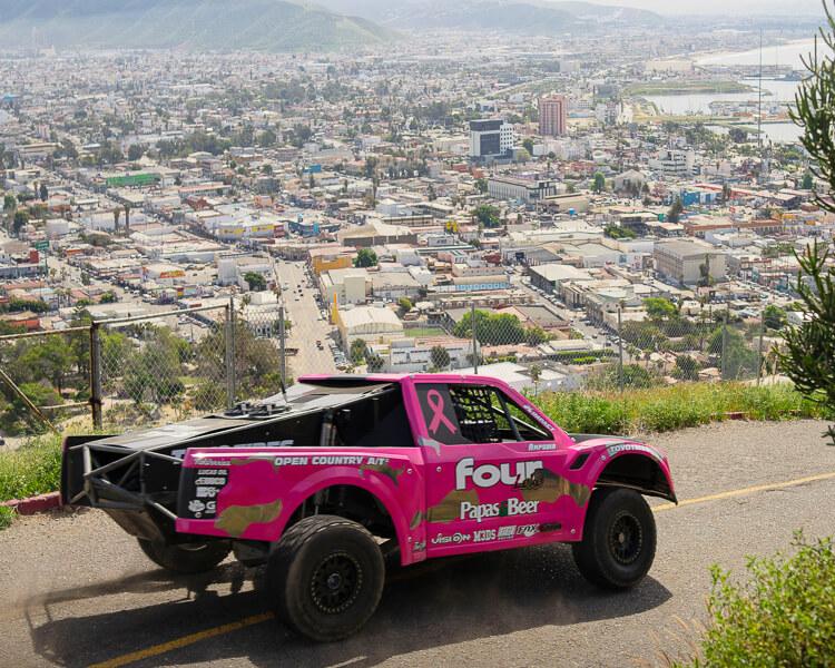Ensenada View
